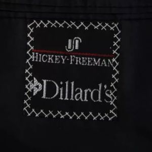 Hickey Freeman Suits & Blazers - HICKEY FREEMAN SUIT TWO BUTTON CLOSURE SIZE 40
